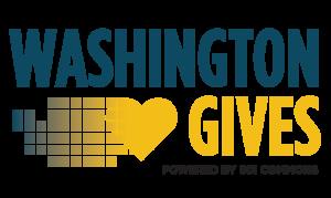 Washington Gives Logo